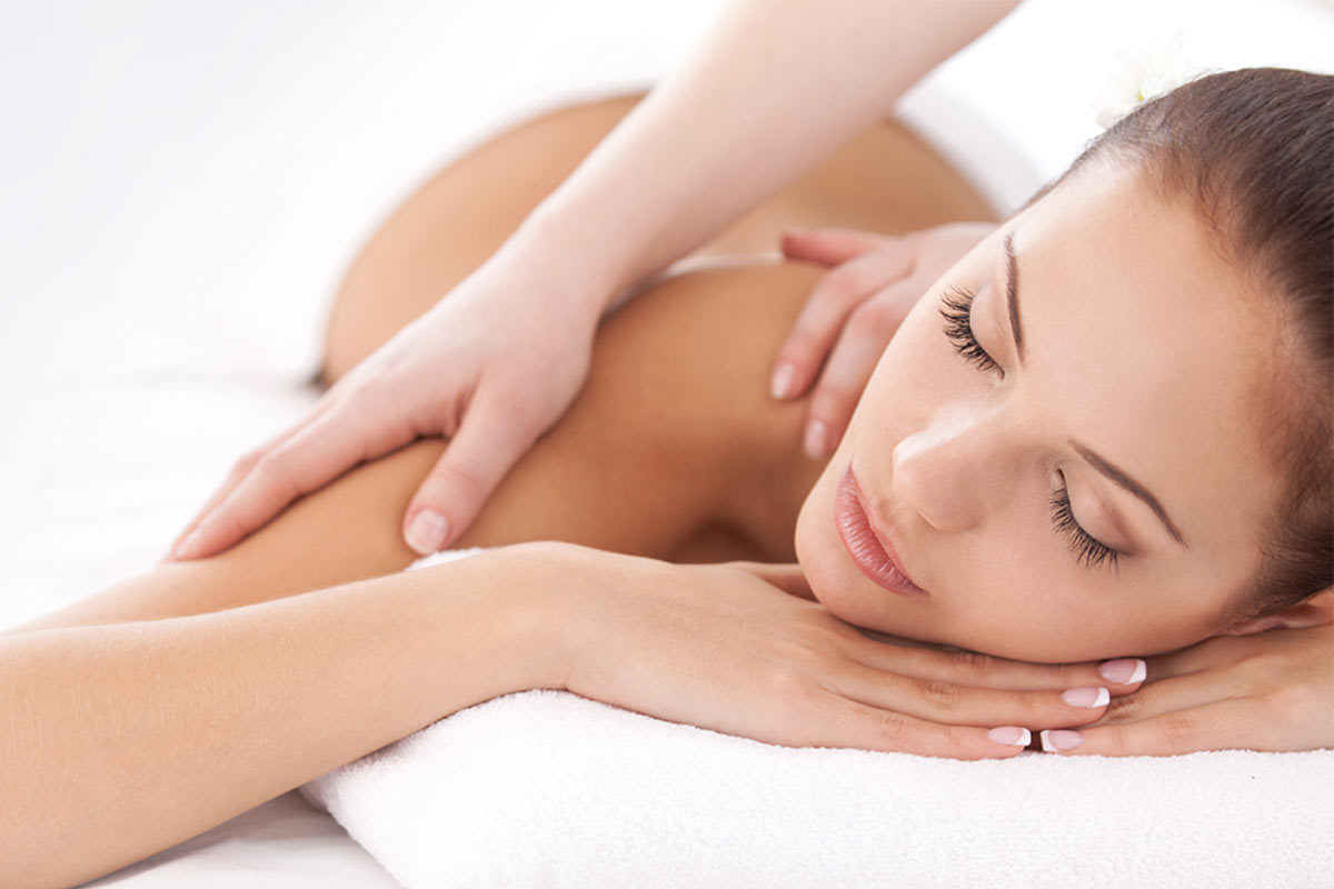Massage treatments in Plymouth
